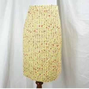 Jcrew pencil skirt size 2 Tweed